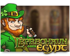 Play'n GO Leprechaun goes Egypt
