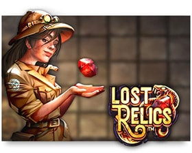 NetEnt Lost Relics Flash