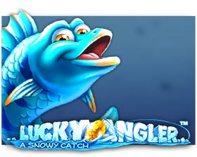 NetEnt Lucky Angler: A Snowy Catch