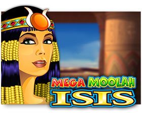 Microgaming Mega Moolah Isis