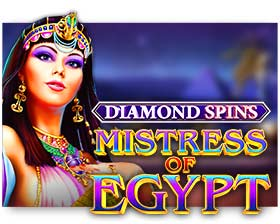 IGT Mistress of Egypt Diamond Spins