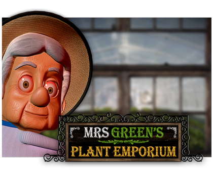 Saucify Mrs Green's Plant Emporium