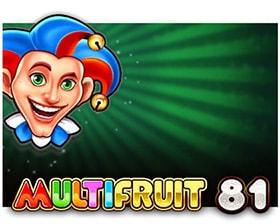 Play'n GO Multifruit 81
