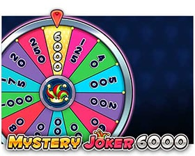 Play'n GO Mystery Joker 6000