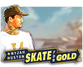 Play'n GO Nyjah Huston - Skate for Gold