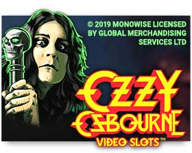 NetEnt Ozzy Osbourne Video Slots