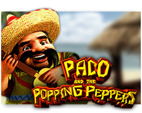 Betsoft Paco and the Popping Peppers