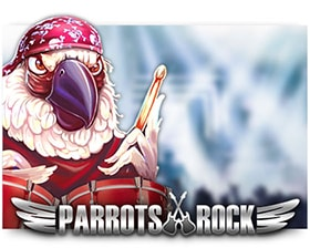 Spinomenal Parrots Rock
