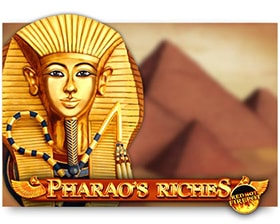 Gamomat Pharaos Riches RHFP