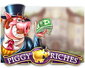 NetEnt Piggy Riches