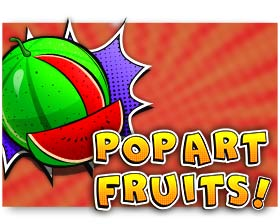 Merkur Pop Art Fruits