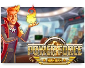 Push Gaming Power Force Heroes Flash