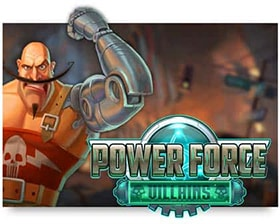 Push Gaming Power Force Villains