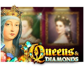 Red Rake Gaming Queens and Diamonds