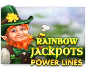 Red Tiger Gaming Rainbow Jackpots Power Lines