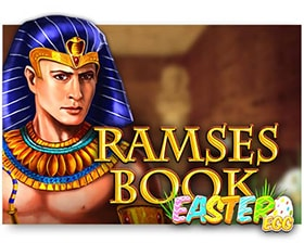 Gamomat Ramses Book Easter Egg
