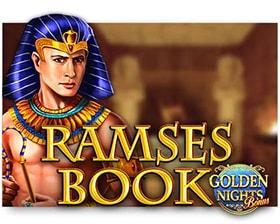 Gamomat Ramses Book GDN
