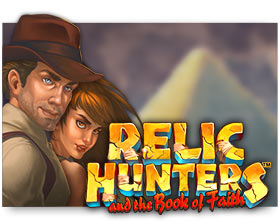 Wazdan Relic Hunters™ and the Book of Faith