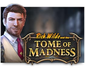 Play'n GO Rich Wilde and the Tome of Madness