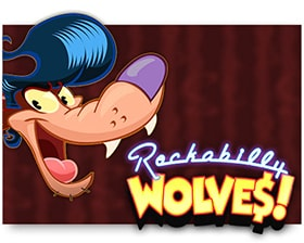Just For The Win Rockabilly Wolves
