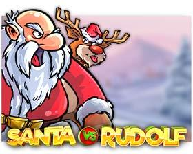 NetEnt Santa vs Rudolf
