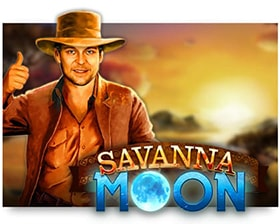 Gamomat Savanna Moon
