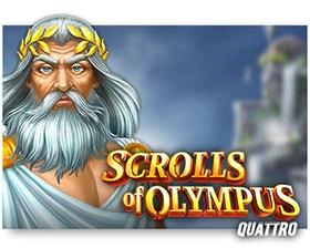 Stakelogic Scrolls of Olympus Quattro