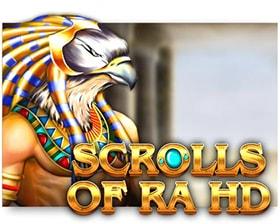 iSoftBet Scrolls of Ra