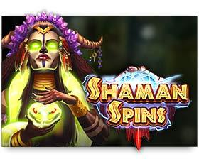 Cayetano Shaman Spins