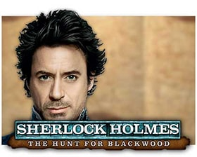 IGT Sherlock Holmes The Hunt For Blackwood