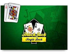 Play'n GO Single Deck BlackJack MH