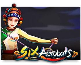 Microgaming Six Acrobats