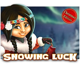 Spinomenal Snowing Luck Christmas Edition