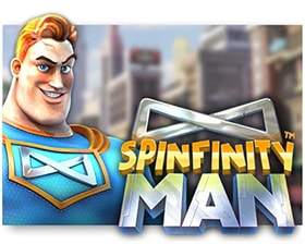 Betsoft Spinfinity Man