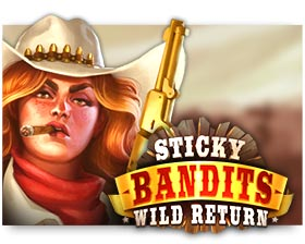 Quickspin Sticky Bandits: Wild Return