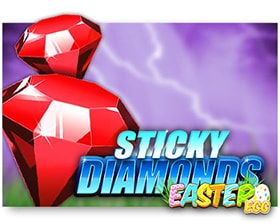 Gamomat Sticky Diamonds Easter Egg