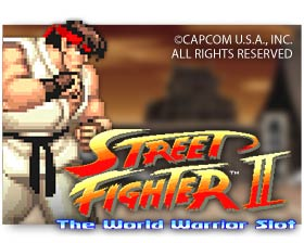 NetEnt Street Fighter II: The World Warrior Slot™