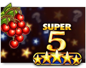 Red Rake Gaming Super 5 Stars