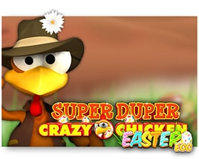 Gamomat Super Duper Crazy Chicken Easter Egg