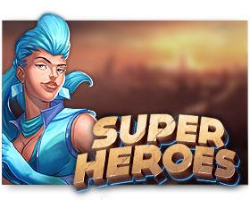 Yggdrasil Super Heroes