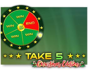 Gamomat Take 5 Christmas Edition