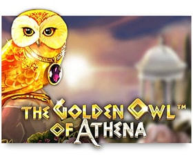 Betsoft The Golden Owl of Athena