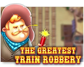 Red Tiger Gaming The Greatest Train Robbery