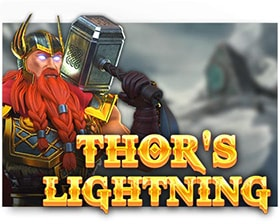 Red Tiger Gaming Thor's Lightning