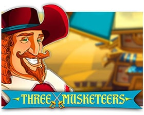 Red Tiger Gaming Three Musketeers