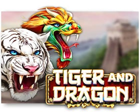 Red Rake Gaming Tiger and Dragon