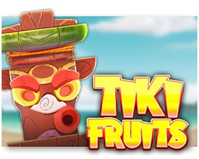 Red Tiger Gaming Tiki Fruits