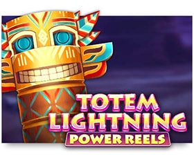 Red Tiger Gaming Totem Lightning Power Reels