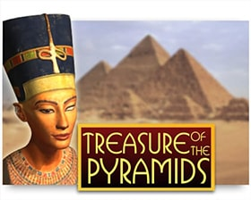 1x2 Gaming Treasure of the Pyramids