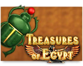 Merkur Treasures of Egypt